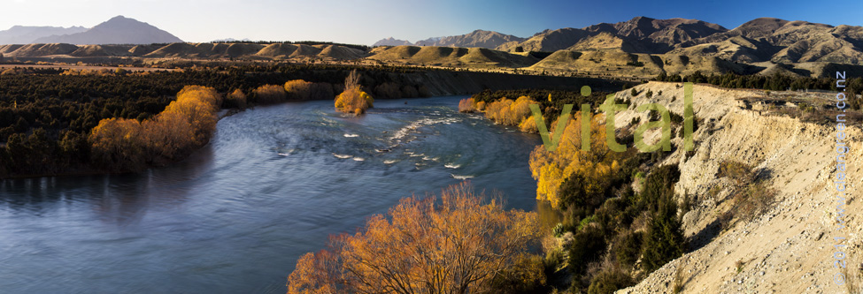Central Otago Autumn Colours and Central Otago Landscape Photo Photos Photography